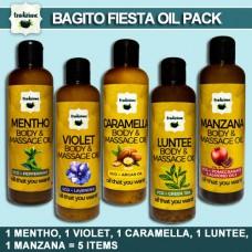 BAGITO Fiesta Oil Pack