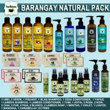 BARANGAY Natural Pack