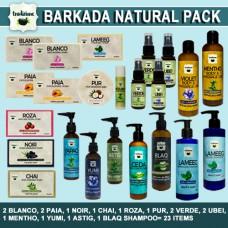 BARKADA Natural Pack