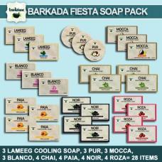 BARKADA Fiesta Soap Pack