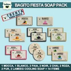 BAGITO Fiesta Soap Pack