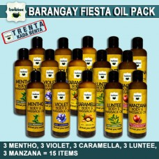 BARANGAY Fiesta Oil Pack