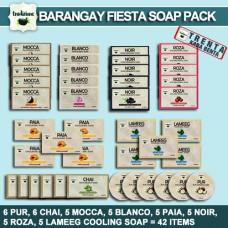 BARANGAY Fiesta Soap Pack