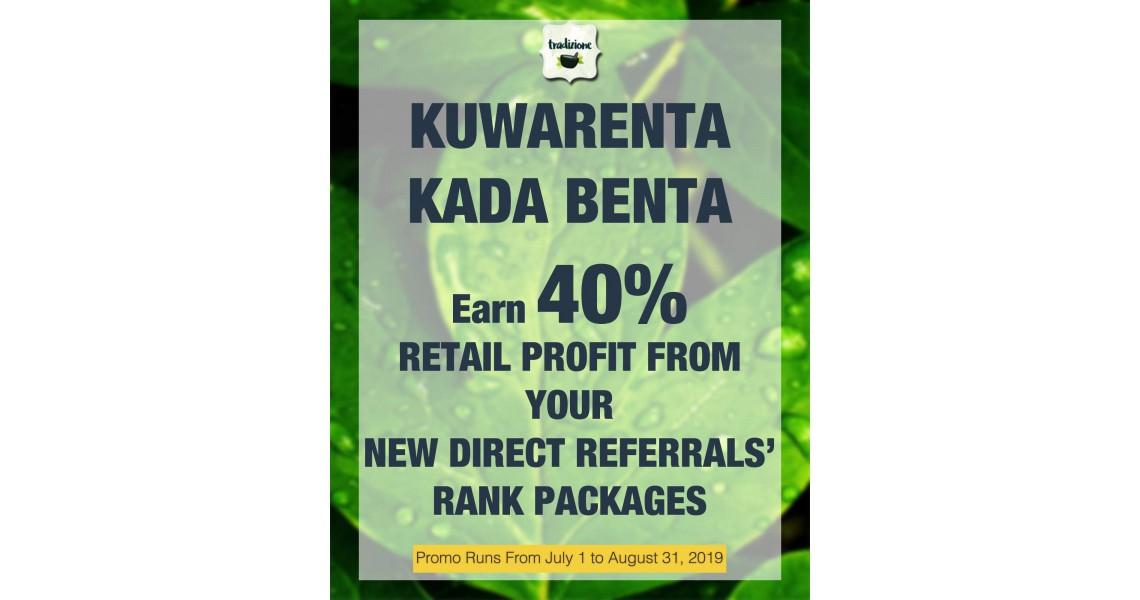 Kuwarenta Kada Benta