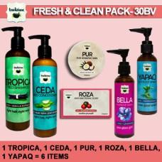 Fresh and Clean Package (Grooming Line)