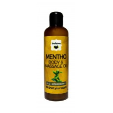 Mentho Body and Massage Oil
